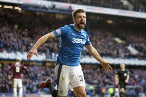 <b>Rangers 2-0 Hearts</b><br>Selection of 116 items