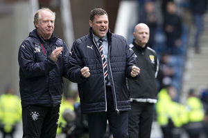 <b>Rangers 2-1 Hearts</b><br>Selection of 71 items