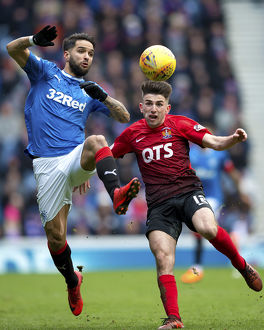 <b>Rangers 0-1 Kilmarnock</b><br>Selection of 55 items
