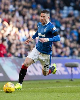 Rangers v Motherwell - The William Hill Scottish Cup Fourth Round - Ibrox Stadium