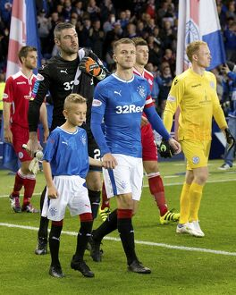 Rangers v Queen of the South - Betfred Cup Quarter Final - Ibrox Stadium