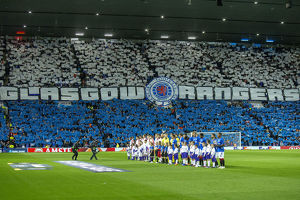 <b>Rangers 0-0 Spartak Moscow</b><br>Selection of 142 items
