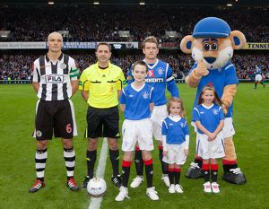 <b>Rangers 1-1 St Mirren</b><br>Selection of 45 items
