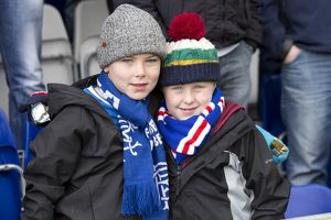 Ross County v Rangers - Ladbrokes Premiership - Global Energy Assets Arena