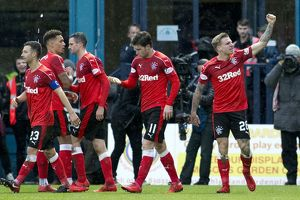 <b>Ross County 1-2 Rangers</b><br>Selection of 102 items