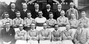 Scottish Soccer - League Division One - Rangers
