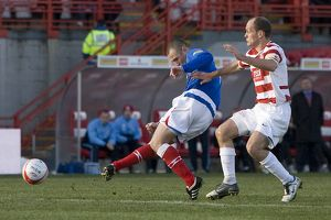 Soccer - The Active Nation Scottish Cup - Fourth Round - Hamilton Academical v Rangers