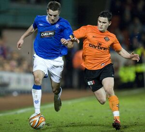 Soccer - The Active Nation Scottish Cup - Quarter Final Replay - Dundee United v
