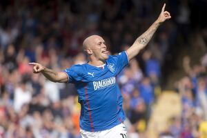<b>Albion Rovers 0-4 Rangers</b><br>Selection of 26 items