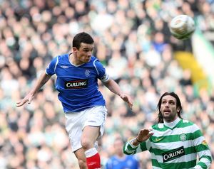 Soccer - Celtic v Rangers - Clydesdale Bank Premier League - Celtic Park
