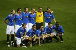 Soccer - Champions League - Game One - Rangers v VfB Stuttgart - Group E- Ibrox
