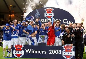 <b>CIS League Cup Winners 2008</b><br>Selection of 179 items