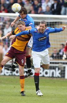 previous seasons/matches previous seasons matches season 07 08 motherwell 1 1 rangers/soccer clydesdale bank premier league motherwell