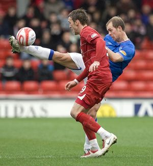 <b>Aberdeen 1-0 Rangers</b><br>Selection of 19 items
