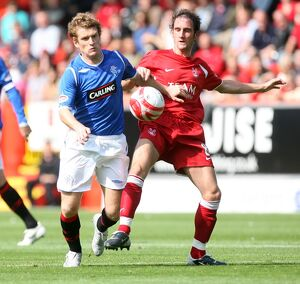 <b>Aberdeen 1-1 Rangers</b><br>Selection of 19 items
