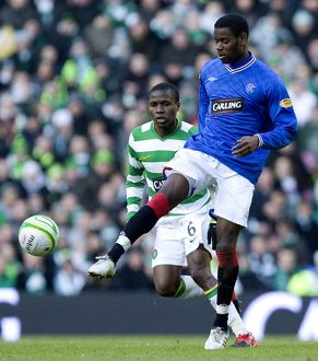 Soccer - Clydesdale Bank Premier League - Celtic v Rangers - Celtic Park