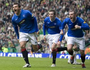 <b>Celtic 1-1 Rangers</b><br>Selection of 32 items
