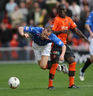 Soccer -Clydesdale Bank Premier League- Dundee United v Rangers -Tannadice Park-