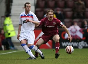 Soccer - Clydesdale Bank Premier League - Heart of Midllothian v Rangers - Tynecastle