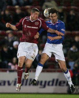 Soccer - Clydesdale Bank Premier League - Heart of Midlothian v Rangers - Tynecastle