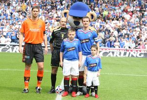 Soccer - Clydesdale Bank Premier League- Rangers v Dundee United- Ibrox