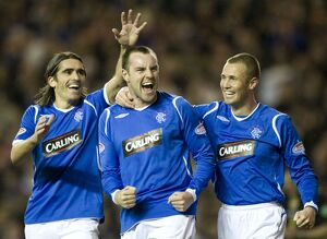 <b>Rangers 1-0 Hibernian</b><br>Selection of 19 items