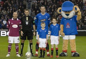 Soccer - Clydesdale Bank Premier League - Rangers v St Johnstone - Ibrox