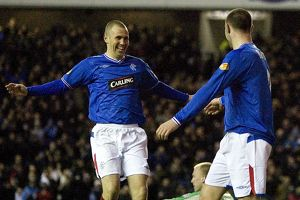 <b>Rangers 6-1 Motherwell</b><br>Selection of 29 items