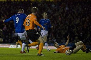 Soccer - Clydesdale Bank Premier League - Rangers v Dundee United - Ibrox