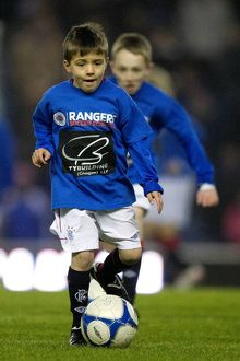 Soccer - Clydesdale Bank Premier League - Rangers v Saint Johnstone - Ibrox