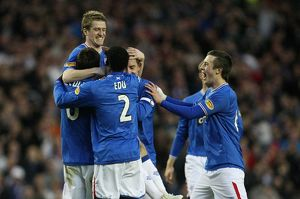 <b>Rangers 3-1 Aberdeen</b><br>Selection of 27 items