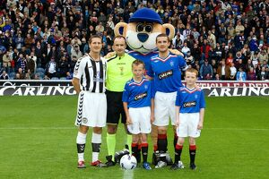 <b>Rangers 2-0 St Mirren</b><br>Selection of 8 items