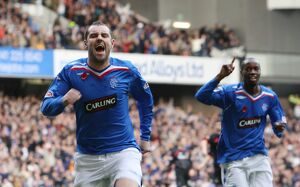 <b>Rangers 2-0 Inverness CT</b><br>Selection of 32 items