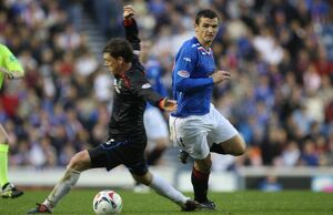 Soccer - Clydesdale Bank Premier League - Rangers v Inverness Caledonian Thistle - Ibrox