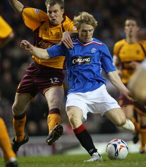 <b>Rangers 3-1 Motherwell</b><br>Selection of 20 items