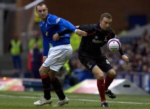 Soccer - Clydesdale Bank Scottish Premier League - Rangers v Inverness Caledonian