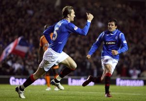 <b>Rangers 3-3 Dundee United</b><br>Selection of 18 items