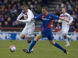 Soccer - Clydesdale Bank Scottish Premier League - Inverness Caledonian Thistle v