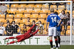 <b>Rangers 0-0 Motherwell</b><br>Selection of 8 items