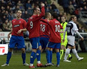 <b>Falkirk 1-3 Rangers</b><br>Selection of 12 items