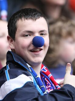 Soccer - Clydesdale Bank Scottish Premier League - Rangers v St Mirren - Ibrox