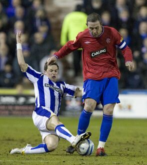 Soccer - Clydesdale Bank Scottish Premier League - Kilmarnock v Rangers - Rugby Park