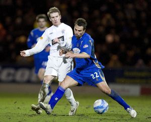 Soccer - Clydesdale Bank Scottish Premier League - St Johnstone v Rangers - McDiarmid Park