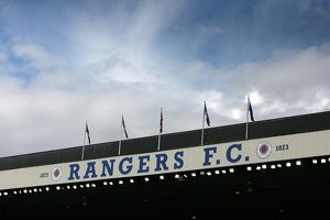 Soccer - Clydesdale Bank Scottish Premier League - Rangers v Hamilton Academical - Ibrox