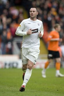 Soccer - Clydesdale Bank Scottish Premier League - Dundee United v Rangers - Tannadice