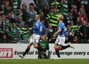 <b>Celtic 2-1 Rangers</b><br>Selection of 35 items