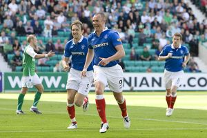 previous seasons/matches season 10 11 hibernian 0 3 rangers/soccer clydesdale bank scottish premier league
