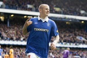 <b>Rangers 4-1 Motherwell</b><br>Selection of 50 items