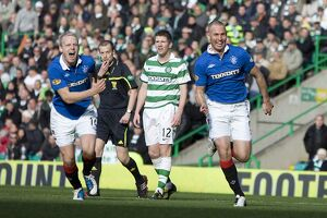 <b>Celtic 1-3 Rangers</b><br>Selection of 25 items