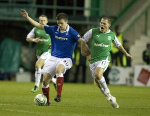 Soccer - Clydesdale Bank Scottish Premier League - Hibernian v Rangers - Easter Road